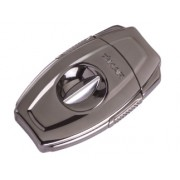 Xikar VX2 Metal V-Cut sigarenknipper gunmetal