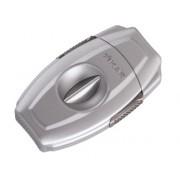 Xikar VX2 Metal V-Cut sigarenknipper zilver