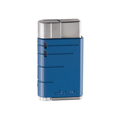 Xikar aansteker Linea Blauw