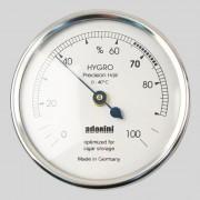 Adorini Hygrometer Klein - Zilver