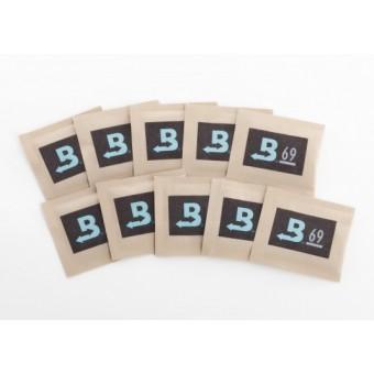 Boveda Mini Humidizak 62% - 10 pak - Wiet bevochtiging (8 gram)