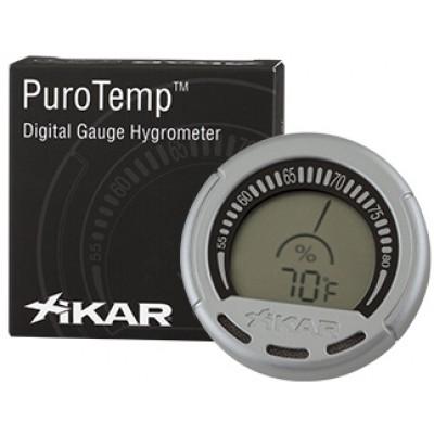 Xikar digitale hygrometer gauge (inbouw)