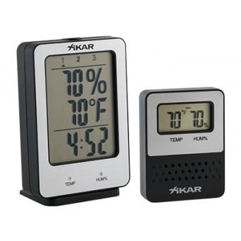 Xikar PuroTemp Wireless hygrometer systeem