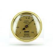 Adorini Hygrometer klein - Goud