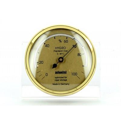 Adorini Hygrometer Groot - Goud