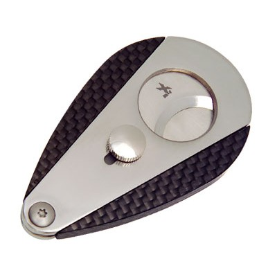 Xikar knipper XI3 staal - Carbon fiber