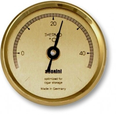 Adorini Thermometer Groot - Goud