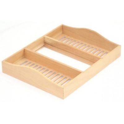 Cedar Blad / Tray - middelgrote humidor