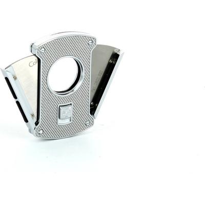 Colibri Sigaren Knipper Slice Silver Carbon op=op