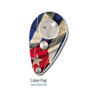 Xikar knipper XI2 Fiberglass - Cuba